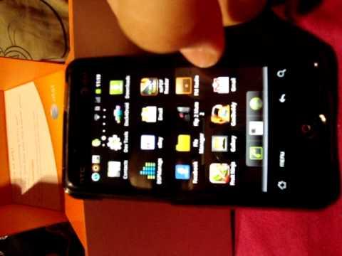 HTC Aria 2