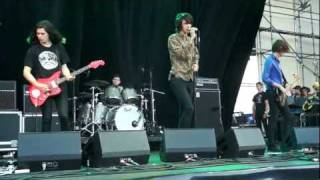 The Horrors - Sea Within A Sea, Laneways, Auckland NZ, 30 Jan 2012