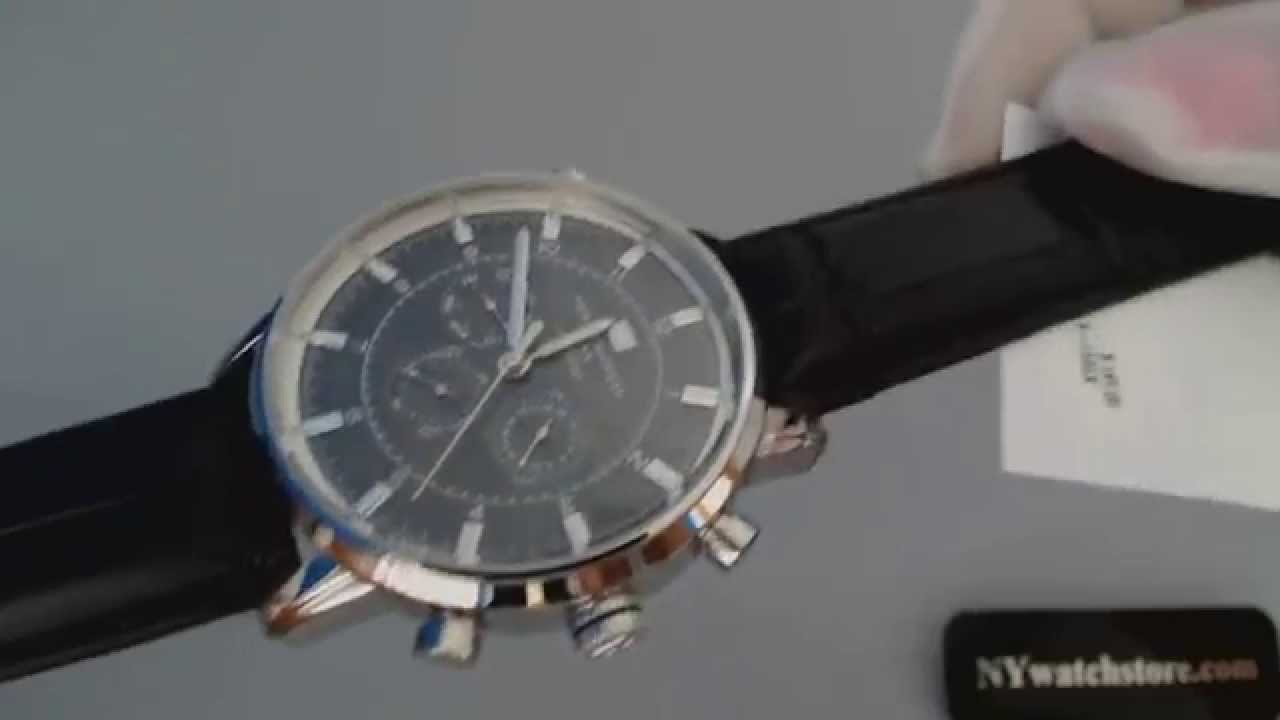 e5619f14c2f Men s Tommy Hilfiger Harrison Multi Function Watch 1790875 - YouTube