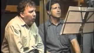 Amorosos Fantasmas - Detrás de los micrófonos