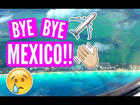 Bye Bye Mexico ! Trip in Central and North America ep 63-Travel vlog calatorii tourism