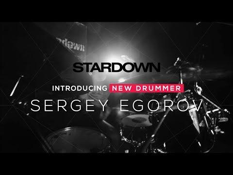 Stardown - Introducing new drummer