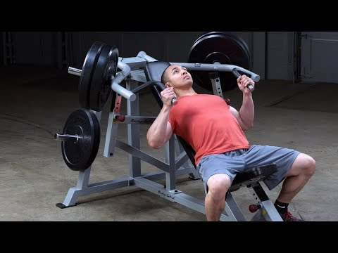 Body-Solid LVIP Leverage Incline Bench Press