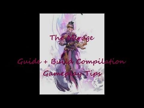 GW2 WvW/ PvP Mesmer Mirage Comprehensive Guide + Build Compilation