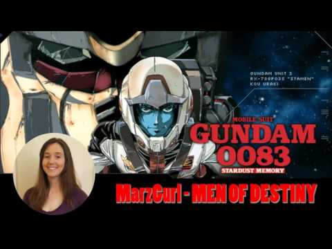 [COVER] MEN OF DESTINY (TV Size) - Gundam 0083 Stardust Memory