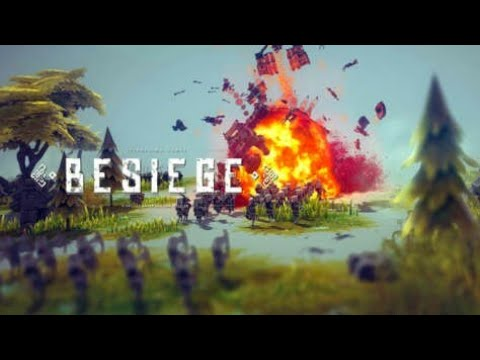 🔵 Besiege 0.75 Free Download (2019) Multiverse 🔵