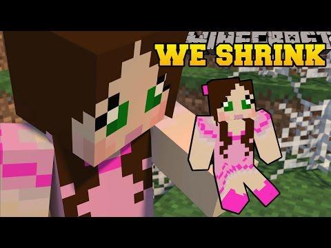 download Minecraft: WE SHRINK!!! - CRACK THE LOO - Custom Map [1]