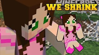 Minecraft: WE SHRINK!!! - CRACK THE LOO - Custom Map [1]