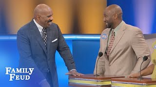 Let's get this PARTY STARTED! | Family Feud
