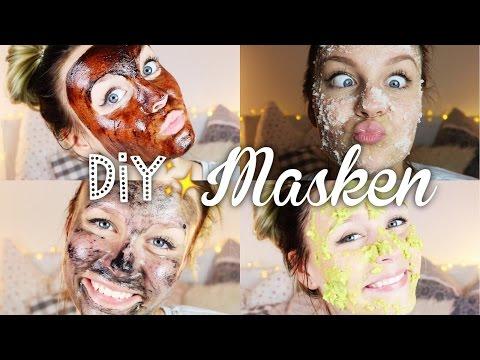 ᐅ Gesichtsmaske Selber Machen Unreine Trockene Haut Gegenpickel