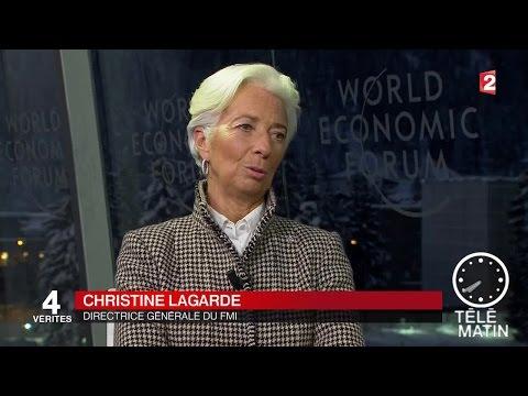 Les 4 vérités - Christine Lagarde - 2016/01/22