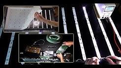 """Grundig LED TV 48"""" Zoll defekt kein Bild nur Ton DIY Repair, wie repariere ich den TV ?"""
