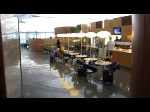 Maple Leaf Lounge Toronto Airport Terminal 1 Intl Flights