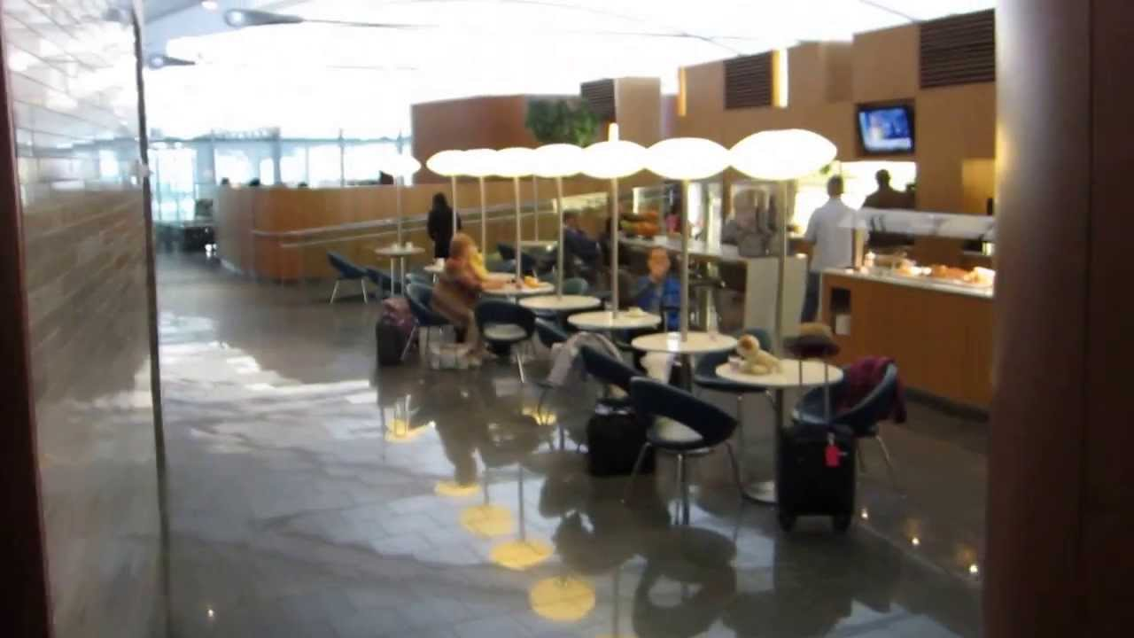 Maple Leaf Lounge Toronto Airport Terminal 1 Intl Flights