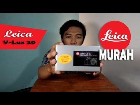 Leica Kok Murah? Test Leica V-Lux 20