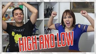 KEL E LAURA JOGAM: HIGH AND LOW
