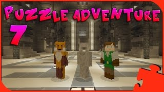 Minecraft Xbox - Puzzle Adventure - Triplicity The Overgrown Facility [7]