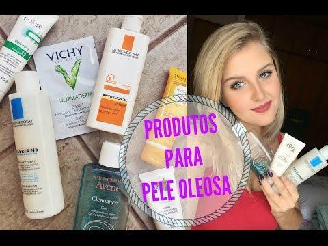 Os melhores produtos para pele com espinhas e oleosidade