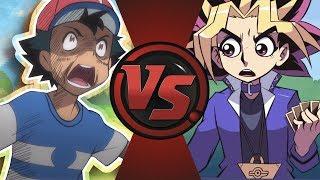 Where is ASH vs YUGI ?!?! Cartoon Fight Club Update + Rewind Rumble News