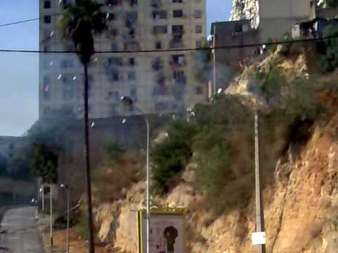 Mehdi Sidi Frej Manif A Bir Mourad Rais 20 10 2009 Youtube