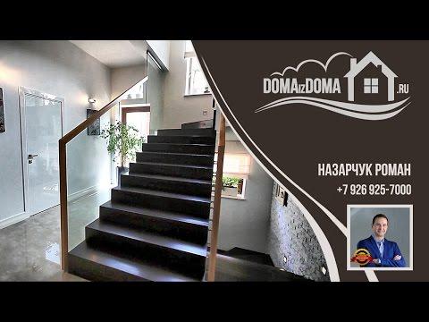 Коттедж Иславское 680м2 Рублево Успенское шоссе 25 км интерьер №513