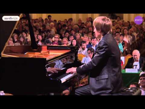 Tchaikovsky 2015 Piano 2nd Round Solo Dmitry Masleev