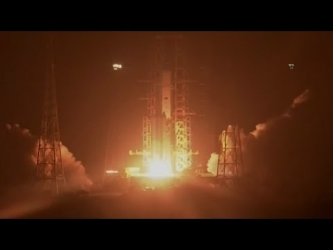 China launches first unmanned cargo spacecraft