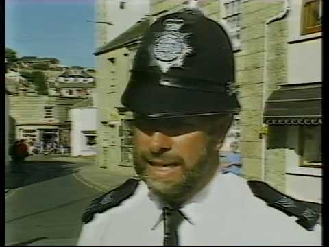 1989, News Report, Driving On Scilly, Cars On Scilly