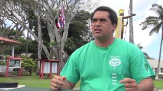 The Hawaiian Flag, Kalaniakea Wilson