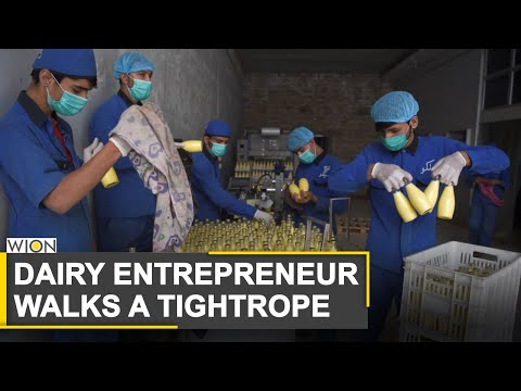 'Milko' a popular dairy brand in Afghanistan addresses both, the govt & Taliban   World News   WION