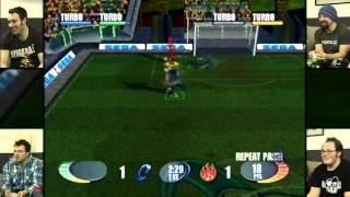 Sega Soccer Slam 1 / 2 (Rawiioli Battlezone)