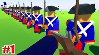 БИТВА СОЛДАТИКОВ! НОВЫЙ RAVENFIELD! Rise of Liberty ПЕРВЫЙ ВЗГЛЯД Игры на Пк 1 серия