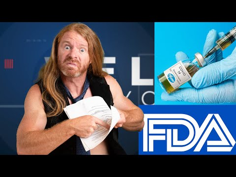 FDA Approves the Shot! Take It or be BANNED From Society!!