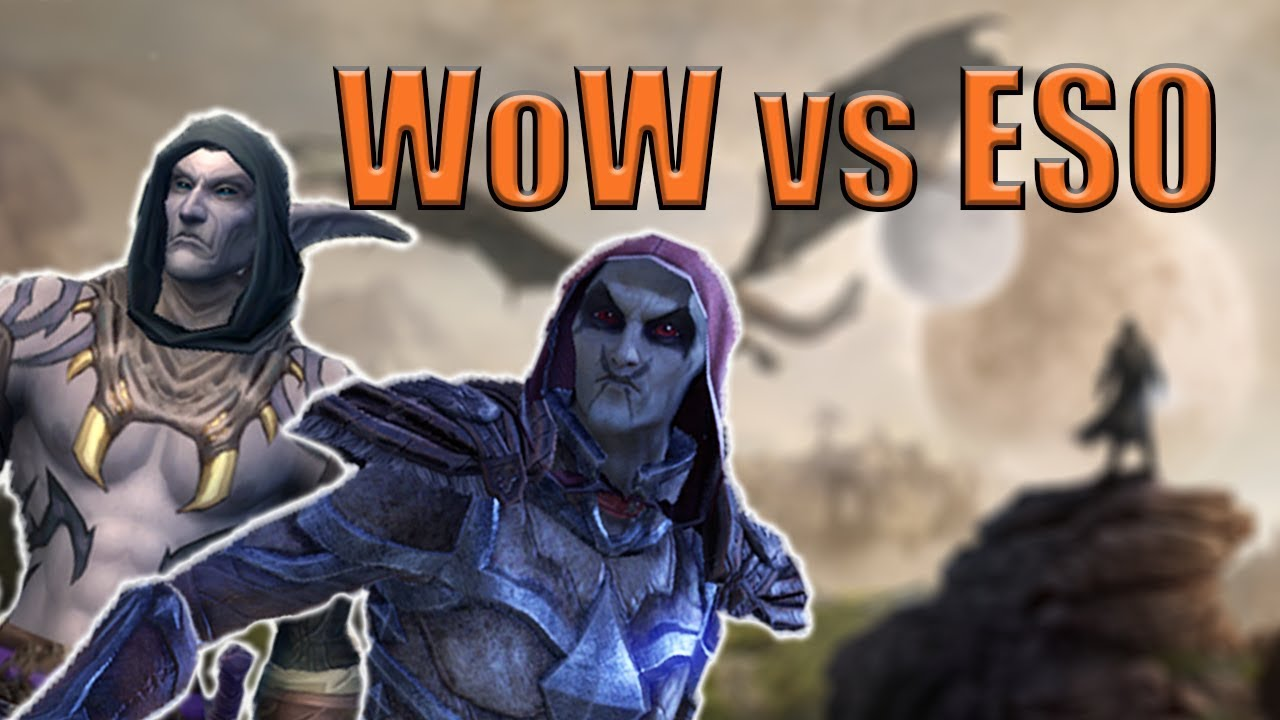 WoW vs ESO: (Why WoW Players Should Give It A Chance)