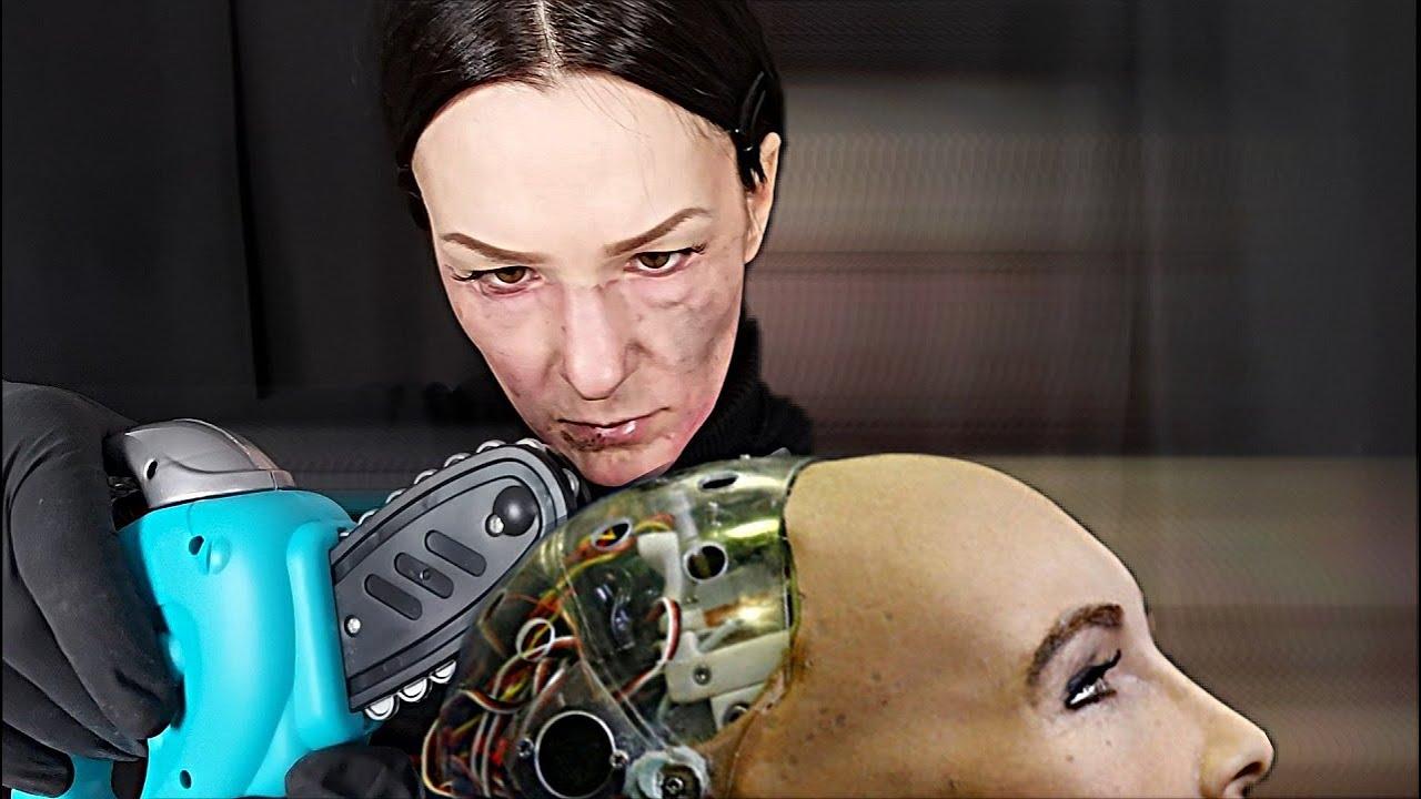 ASMR * Check Up Robot Repair *