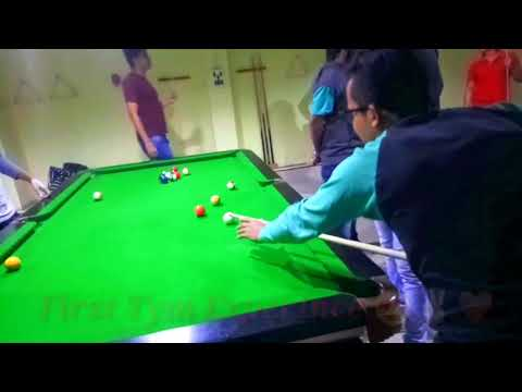 8 ball pool I mean Billiard Experience First Tym || Must Watch || Mind blowing 🔥❤