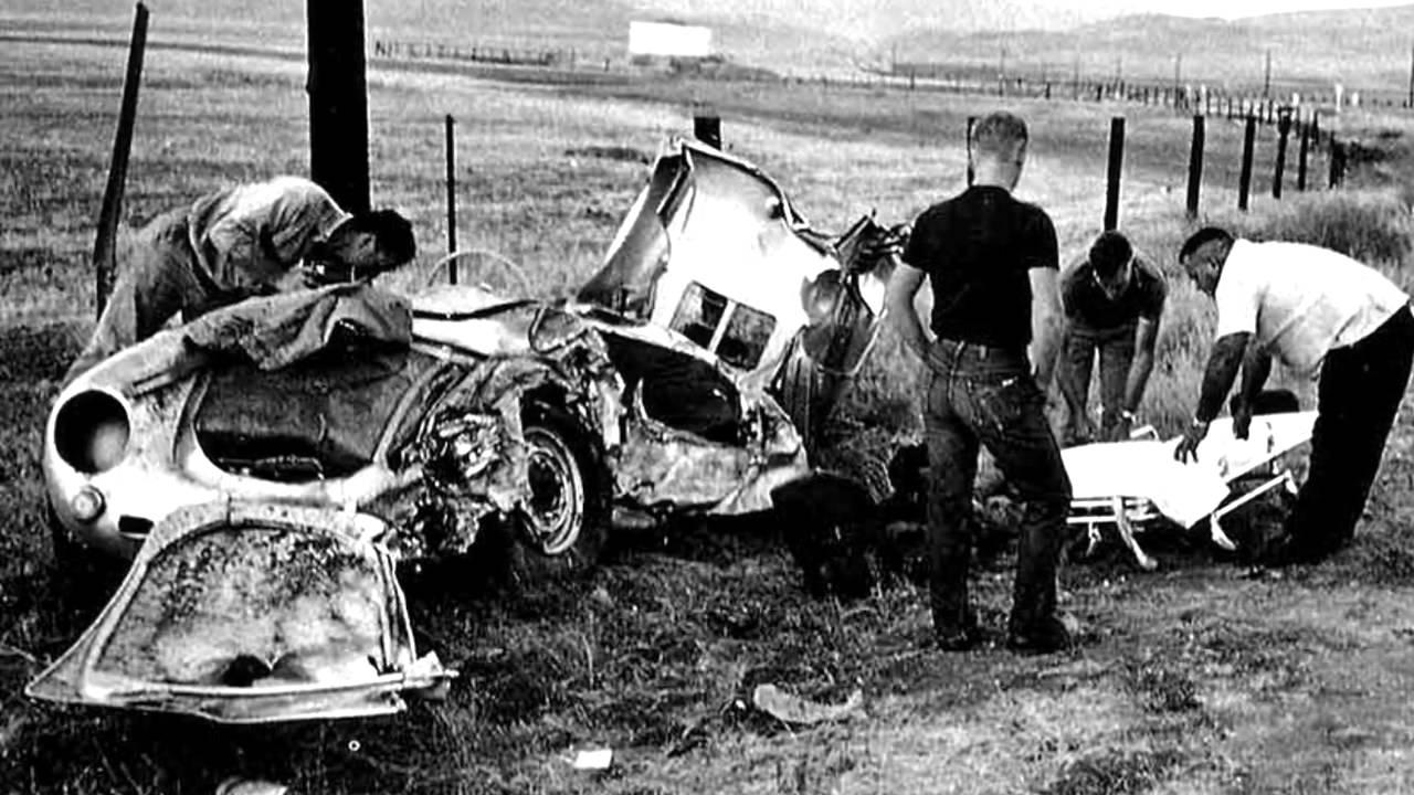 James Car Crash