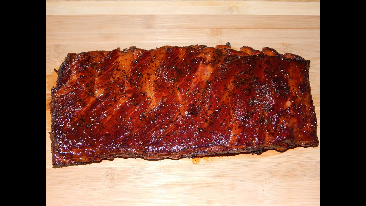 Bbq Ribs Membrane On Vs Membrane Off Baby Back Ribs Youtube,How To Clean A Bathtub With Vinegar