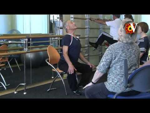 видео: Юрий Кицелло. Первое занятие. Зал здоровья
