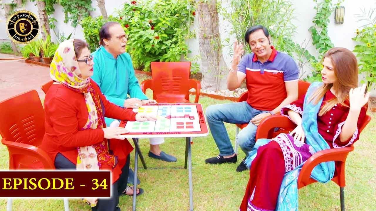 Bulbulay Season 2 | Episode 34 | Ayesha Omer & Nabeel | Top Pakistani Drama