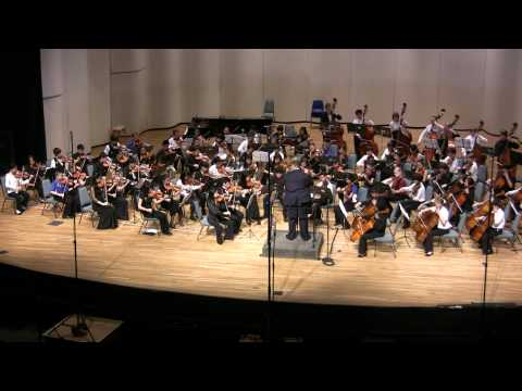 Danzas de Panama - 2011 GMEA All State Middle School Orchestra