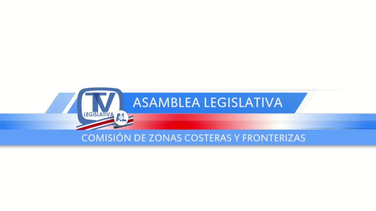 Comisión de Zonas Costeras y Fronterizas, jueves 26 de noviembre 2020