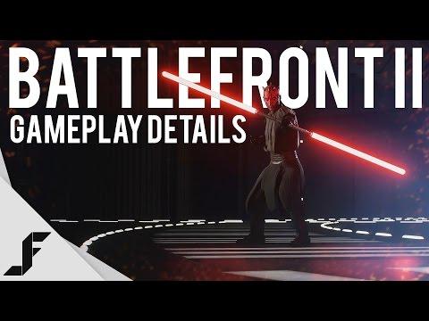 SECRET GAMEPLAY DETAILS - Star Wars Battlefront 2