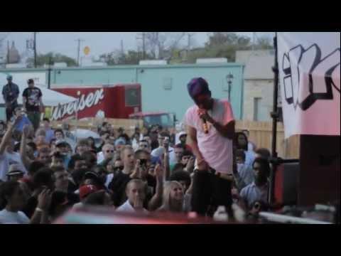 Wiz Khalifa and Big Sean  Gang Bang  Performance