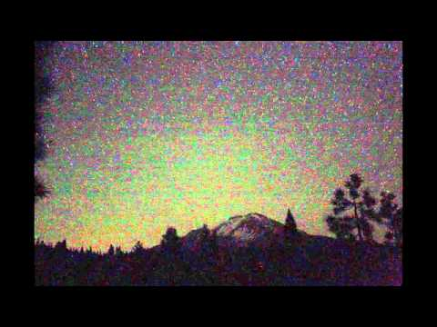 Lenticular Cloud and Night timelapse of Mount Shasta