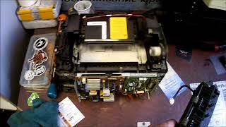 Диагностика принтера Xerox 3122