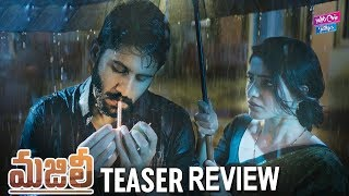 Majili Movie Teaser Review | Naga Chaitanya | Samantha | Gopi Sundar | YOYO Cine Talkies