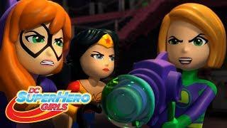 LEGO Maravilha Galática | Parte 2 | DC Super Hero Girls Brasil