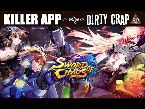 SWORD OF CHAOS : Killer App or Dirty Crap?