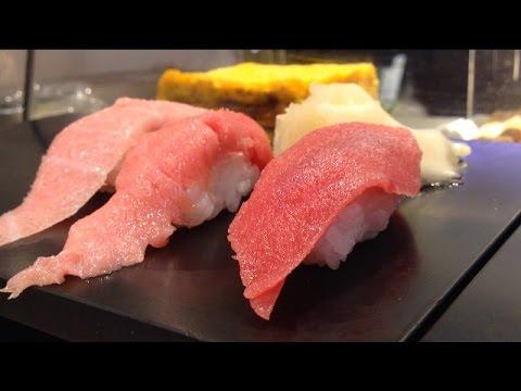 VLOG: Суши в Токио